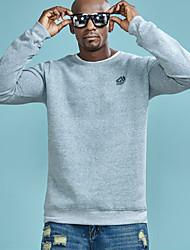 cheap -Men's / Women's Active / Basic Hoodie / Sweatshirt / Activewear Set - Solid Colored