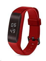 cheap -Smart Bracelet Smartwatch Lenovo HW01 for iOS / Android 4.3 and above Heart Rate Monitor / Calories Burned / Information / Anti-lost Pedometer / Call Reminder / Sleep Tracker / Sedentary Reminder