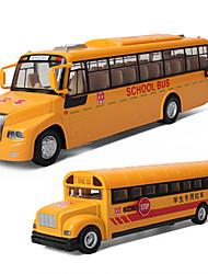 Недорогие -Автобус Транспорт Автобус Вид на город Cool утонченный Металл Для подростков Все Мальчики Девочки Игрушки Подарок 1 pcs