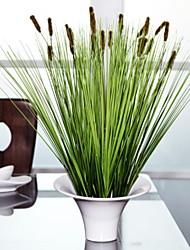 baratos -Flores artificiais 1 Ramo Clássico Moderno / Contemporâneo / Estilo simples Flores eternas Flor de Mesa