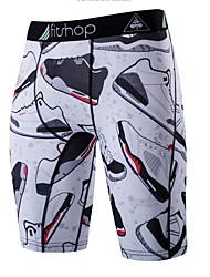billige -Herre Gade Shorts Bukser Geometrisk