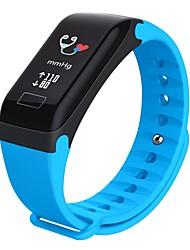 Недорогие -R3C Смарт Часы Android iOS Bluetooth Водонепроницаемый Пульсомер Измерение кровяного давления Сенсорный экран Длительное время ожидания / Педометр / Датчик для отслеживания сна / Сидячий Напоминание