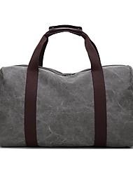 cheap -Unisex Bags Canvas Tote Zipper Brown / Army Green / Khaki