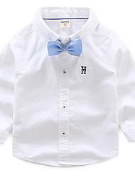 preiswerte -Baby Jungen Druck Langarm Hemd