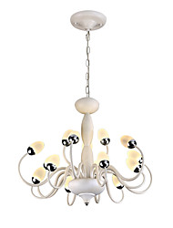 cheap -ZHISHU Novelty Chandelier Ambient Light - New Design, Creative, 110-120V / 220-240V Bulb Included