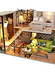 Недорогие -Кукольный домик Творчество моделирование утонченный Куски Детские Все Игрушки Подарок