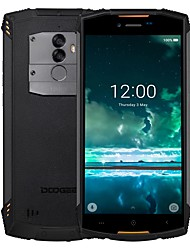 "cheap -DOOGEE S55 5.5 inch "" 4G Smartphone (4GB + 64GB 8 mp / 13 mp MediaTek MT6750T 5500 mAh mAh)"