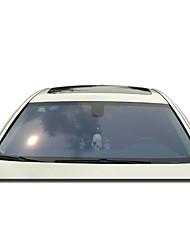 economico -Grigio Adesivi auto Lavoro Pellicola parabrezza anteriore (Trasmittanza> = 70%) Car Film