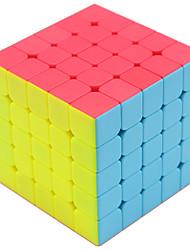 Недорогие -QIYI 5*5*5 Спидкуб Кубики-головоломки Устройства для снятия стресса Обучающая игрушка головоломка Куб Веселье Классика Детские Взрослые Игрушки Универсальные Мальчики Девочки Подарок