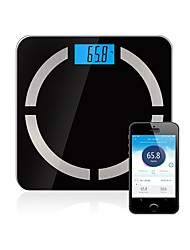 cheap -CF570BT 8 in 1 Digital Smart Bluetooth Scale Electronic Body Fat Weighing Scale Weight Scale Slimming Buddy Weighing Scale Calorie Visceral Fat BMI Analysis Scale