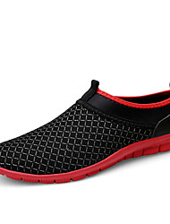 cheap -Men's Mesh Summer Comfort Loafers & Slip-Ons Red / Green / Blue