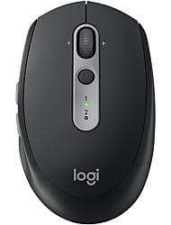 Недорогие -Многофункциональная беспроводная мышь Logitech M585 - управляйте и перемещайте текст / изображения / файлы между двумя компьютерами Windows и Apple Mac и ноутбуками с Bluetooth или USB