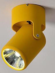 cheap -7-Light Novelty Spot Light Ambient Light - New Design, 220-240V, Warm White / White, LED Light Source Included