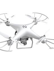 baratos -RC Drone AG-07 RTF 4CH 6 Eixos 2.4G Com Câmera HD 2.0MP 720P Quadcópero com CR Retorno Com 1 Botão / Modo Espelho Inteligente / Acesso à Gravação em Tempo Real Quadcóptero RC / Controle Remoto