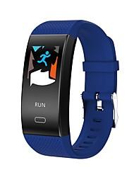 baratos -Relógio inteligente TF6 para Android 4.3 e acima / iOS 7 e acima Monitor de Batimento Cardíaco / Impermeável / Medição de Pressão Sanguínea / Calorias Queimadas / Tora de Exercicio Aviso de Chamada