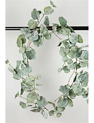 Недорогие -Искусственные Цветы 1 Филиал С креплением на стену Современный современный Pастений Цветы на стену