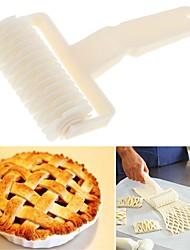 Недорогие -резак тесто ролик нож решетка резак паста пицца кондитерские изделия кухонные инструменты