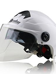 abordables -SENHU S168 Casque Bol Adultes Unisexe Casque de moto Antibrouillard / Solidité / Anti-Choc