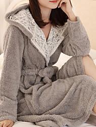 baratos -Qualidade superior Robe de Banho, Geométrica Algodão puro Banheiro 1 pcs