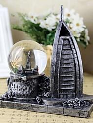 Недорогие -1шт стекло / Металл Модерн для Украшение дома, Подарки / Домашние украшения Дары