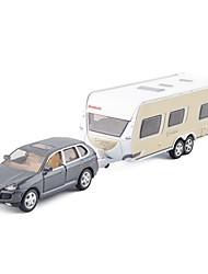 Недорогие -Игрушечные машинки Автобус Автомобиль Новый дизайн Металлический сплав Детские Для подростков Все Мальчики Девочки Игрушки Подарок 1 pcs