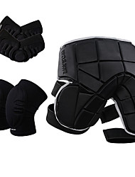 cheap -WOSAWE Motorcycle Protective Gear forElbow Pads / Pants / Knee Pad Unisex Oxford Cloth / Lycra / EVA Shockproof / Protection / Easy dressing