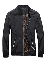 cheap -Men's Sports Jacket - Contemporary Stand / Long Sleeve