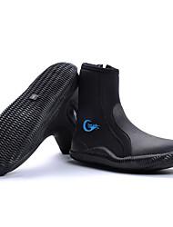 Недорогие -Обувь для плавания 5mm Спандекс / Неопрен для Взрослые - Противозаносный Дайвинг / Серфинг / Для погружения с трубкой