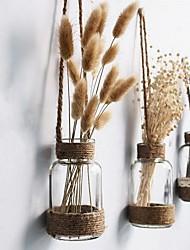 Недорогие -Искусственные Цветы 0 Филиал Классический Деревня / Простой стиль Ваза Букеты на стол