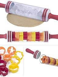Недорогие -рулон и хранить антипригарный скальп с 9 упакованными лепешками для литья под давлением