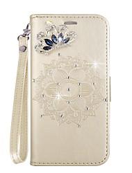abordables -Coque Pour Samsung Galaxy J6 / J4 Porte Carte / Avec Support / Clapet Coque Intégrale Mandala Dur faux cuir pour J6 / J4