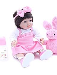 economico -OtardDolls Bambole Reborn Bambine 16 pollice realistico, Occhi azzurri di impianto artificiale, Chiodi con punta e sigillati Per bambino Da ragazza Regalo
