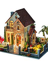 cheap -Dollhouse Creative / Simulation / Exquisite Villa 1 pcs Pieces All Child's Gift