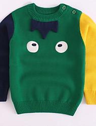cheap -Kids / Toddler Boys' Print Long Sleeve Sweater & Cardigan