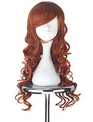 economico -Parrucche Cosplay Vocaloid Megurine Luka Anime Parrucche Cosplay 190.5 cm CM Tessuno resistente a calore Tutti