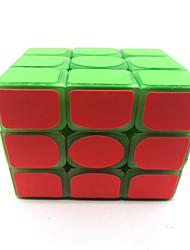 Недорогие -Кубик рубик z-cube Световой световой куб 3*3*3 Спидкуб Кубики Рубика головоломка Куб Матовое стекло Фосфоресцирующий Взрослые Игрушки Мальчики Девочки Подарок