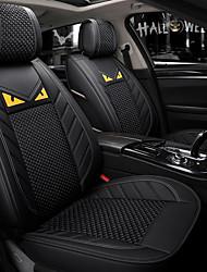 Недорогие -ODEER Чехлы на автокресла Чехлы для сидений Черный текстильный Общий for Универсальный Все года Все модели