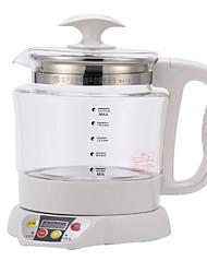 Недорогие -Многоцелевой горшок / Электронный горшок Cool стекло / PP Термопечи / Водяные печи 220 V 1000 W Кухонная техника