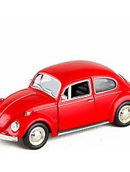 Недорогие -Игрушечные машинки Классическая машинка Автомобиль Новый дизайн Металлический сплав Детские Для подростков Все Мальчики Девочки Игрушки Подарок 1 pcs