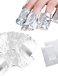 baratos -100pcs Nail Art Kits & Sets Algodão / Alta qualidade Ferramenta de arte de unhas