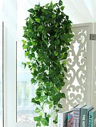 preiswerte -Künstliche Blumen 1 Ast Wandbefestigung Modern / Zeitgenössisch / Simple Style Ewige Blumen Wand-Blumen