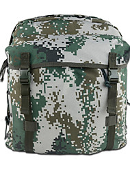cheap -35 L Rucksack / Waterproof Backpack - Rain-Proof, Wearable, Breathability Outdoor Hiking, Camping, Travel Oxford Cloth Camouflage