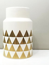 Недорогие -Искусственные Цветы 0 Филиал Классический Модерн / Простой стиль Ваза Букеты на стол