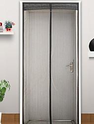 Недорогие -Панель двери Шторы занавески Гостиная Однотонный Хлопок / полиэфир Активный краситель
