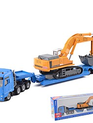 cheap -Construction Truck Set Toy Truck Construction Vehicle 1:87 New Design Metal Alloy 1 pcs Kids Toy Gift