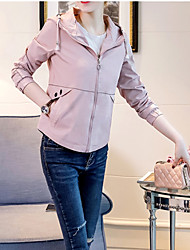 preiswerte -Damen - Solide Aktiv Jacke
