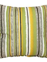 economico -1 pezzi Tessuto sintetico Federa, Fantasia geometrica Con stampa / Moderno