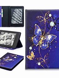Недорогие -Кейс для Назначение Amazon Kindle PaperWhite 1(1st Generation, 2012 Release) / Kindle PaperWhite 2(2nd Generation, 2013 Release) / Kindle PaperWhite 3(3th Generation, 2015 Release)