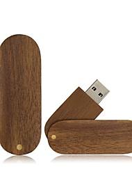 Недорогие -Ants 4 Гб флешка диск USB USB 2.0 Дерево / Бамбук Вращающийся
