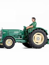 Недорогие -Игрушечные машинки Фермерская техника Транспорт Новый дизайн Металлический сплав Детские Для подростков Все Мальчики Девочки Игрушки Подарок 1 pcs